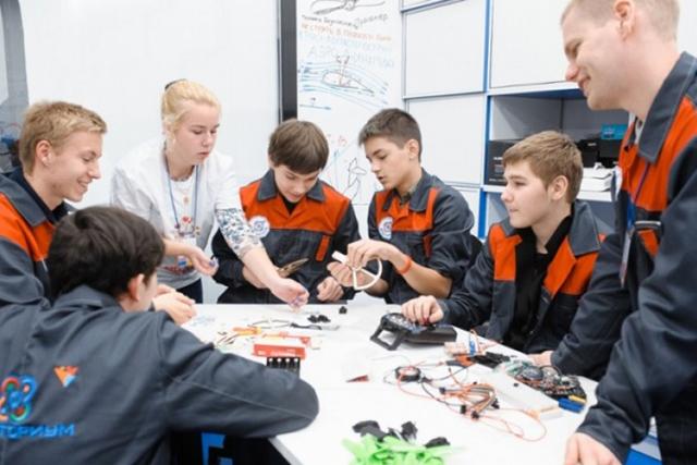 Горячая путёвка: в России пройдёт первый фестиваль по профориентации «Билет в Будущее»