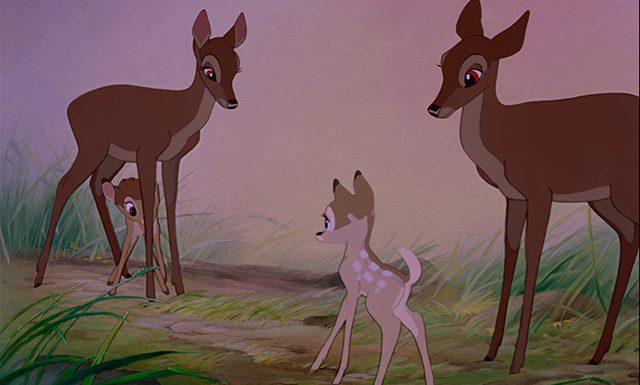 В США браконьера обязали смотреть «Бэмби»