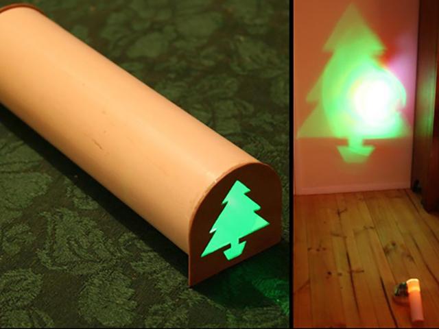 Мама, я дизайнер: необычные идеи для новогодних ёлок