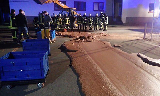 Германия в шоколаде