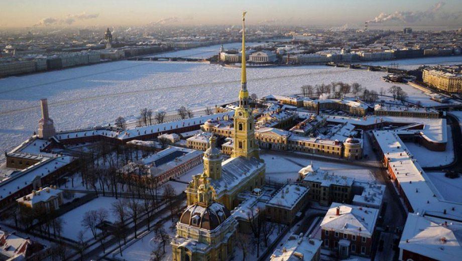 Петропавловкская крепость