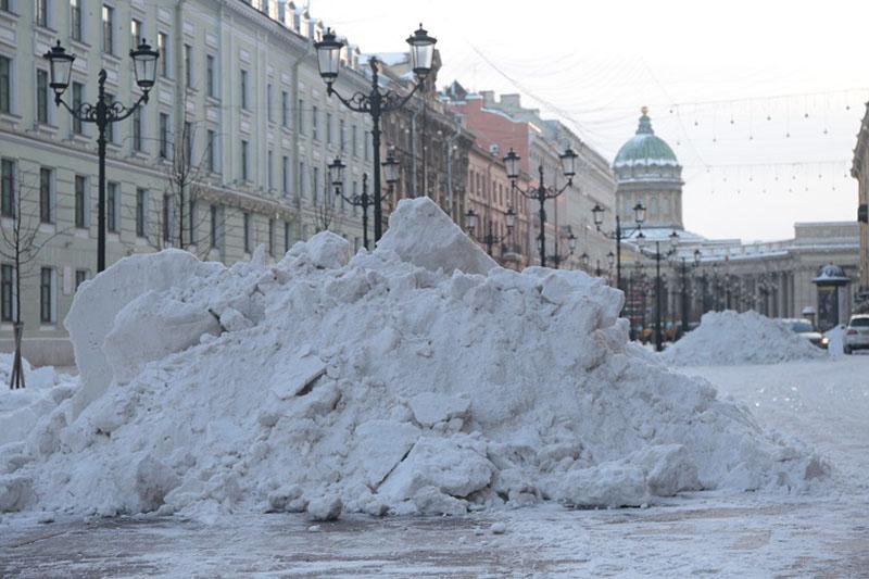Снег_Петербург_1