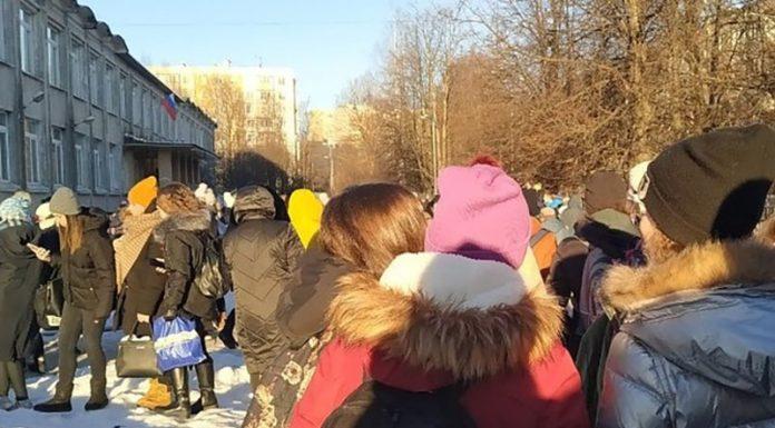 Петербург накрыла четвертая волна эвакуаций