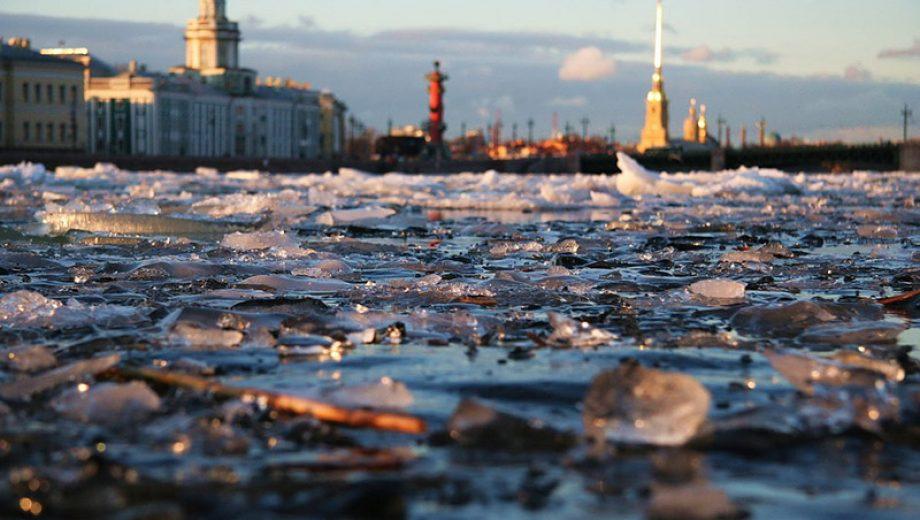 Весна Санкт-Петербург