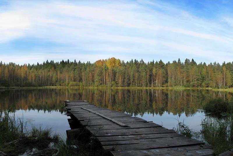 Озеро ленобласть