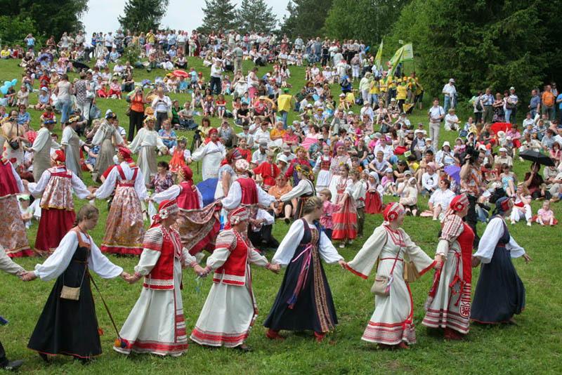 Традиционная культура
