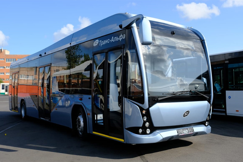 Автобус Сириус