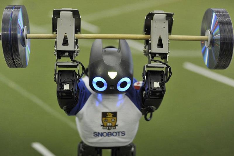 RoboWorld Cup 2019