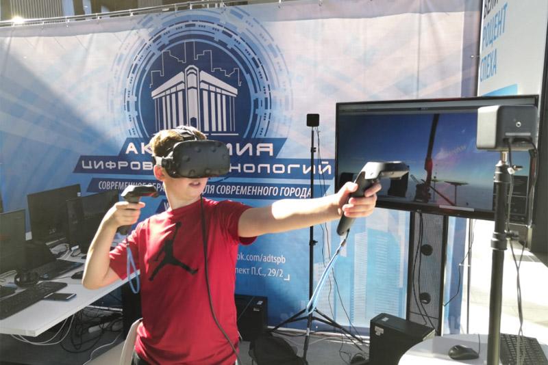 VR стрельба из лука