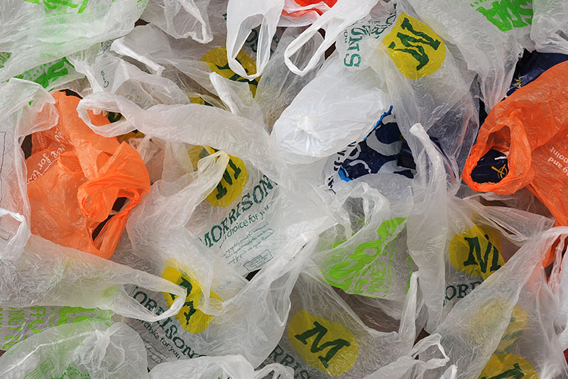 Carrier Bags — Stock