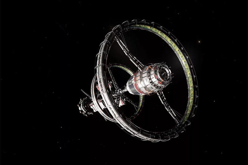 КосмическийКорабль